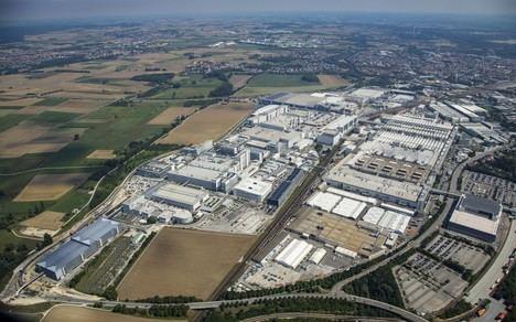 Audi ahorra 500.000 metros cúbicos de agua al año