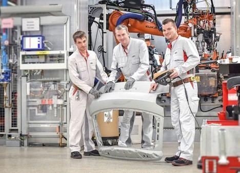 Audi ahorra casi 110 millones de euros en 2018