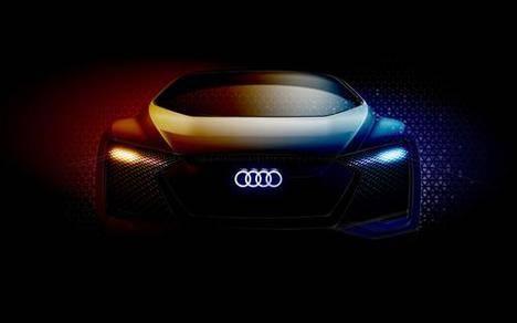 El futuro de la conducción autónoma de Audi en el Salón de Frankfurt