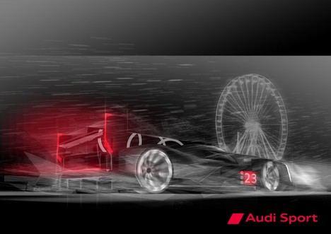 Audi sienta las bases de su regreso a Le Mans