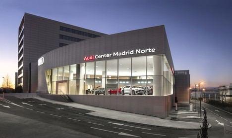 Audi Center Madrid Norte: tecnología al servicio del cliente