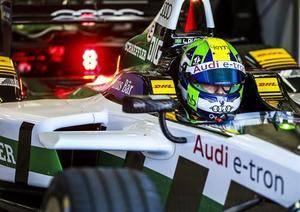 Audi ha debutado oficialmente en la Fórmula E