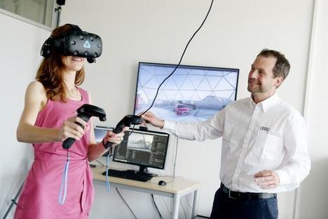 Audi desarrolla un ecosistema de formación digital
