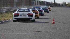 Cursos de conducción Audi driving experience