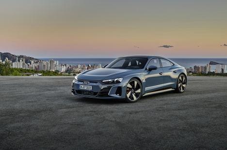 Nuevo Audi e-tron GT