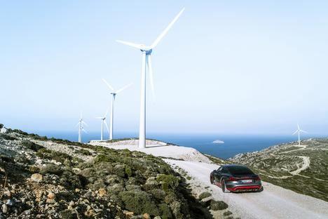 Audi e-tron GT, comienza la producción en serie en Böllinger Höfe