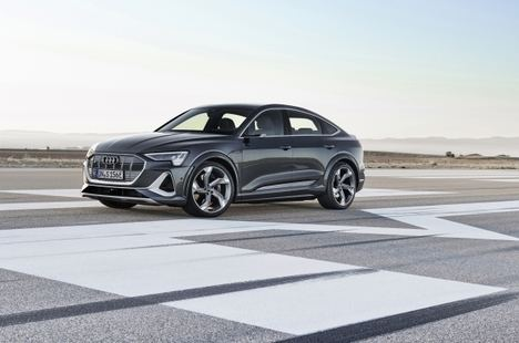 Nuevos Audi e-tron S y e-tron S Sportback