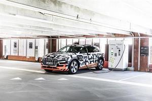 Audi e-tron Charging Service, movilidad sin límites