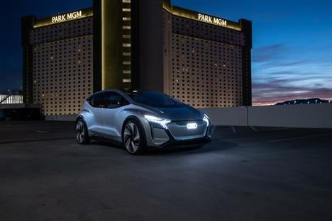 Audi en el CES de Las Vegas 2020
