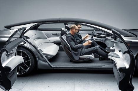 Audi en el Salón Mobility 2021 de Múnich