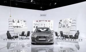 Audi en la feria Design Miami