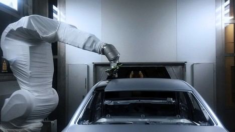 Audi ensaya un nuevo proceso de pintura más eficiente