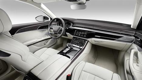 La evolución de los sistemas de control en Audi