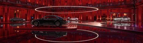 """Audi presenta la exposición """"Fifht Ring"""" en la Milan Design Week"""
