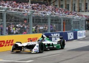Gran debut del Audi Fórmula E en Roma