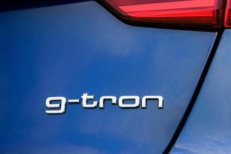 Ya disponible en España la nueva gama del Audi g-tron