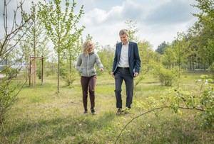 Audi crea un hábitat natural para animales y plantas