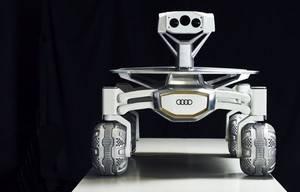 Audi rinde homenaje a las misiones lunares Apolo