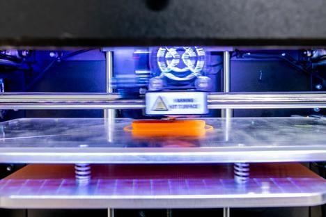 Audi amplía el uso de la impresión en 3D en el proceso de producción