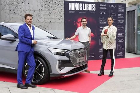 Audi impulsa el talento de los futuros cineastas españoles en el Festival de San Sebastián