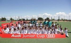 Tercera edición de la Audi Junior Cup