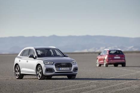 Audi, la mejor marca europea por sexto año consecutivo
