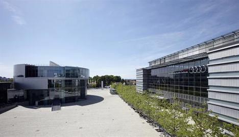 Audi, líder en el segmento premium en España