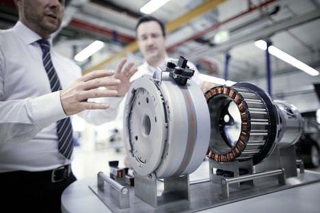 Audi es la marca líder en patentes para sistemas de propulsión eléctricos