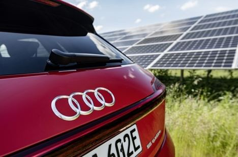 Audi hacia la movilidad neutra en emisiones de carbono