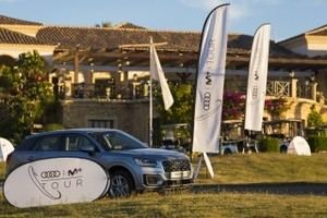 Comienza el Audi Movistar+ Tour 2018 de golf
