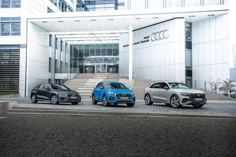 Audi cumple los objetivos de emisiones de CO2 de su flota de vehículos en Europa