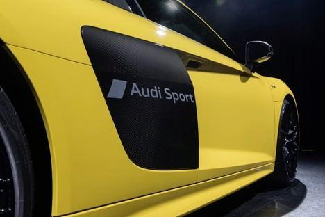 Innovador proceso de personalización para la carrocería de los Audi