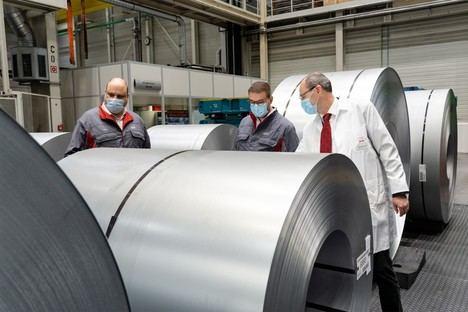 Audi primer fabricante en utilizar aceites prelubricantes de segunda generación en los procesos de producción