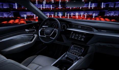 Audi presentará nuevas tecnologías para el entretenimiento a bordo