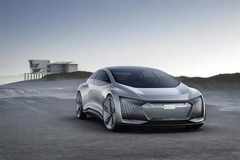 Prototipos de Audi