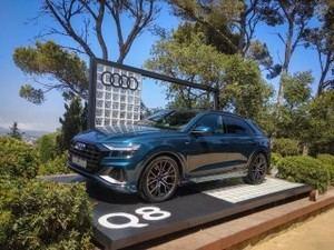 El Audi Q8, protagonista en la decimoctava edición del Festival de Cap Roig