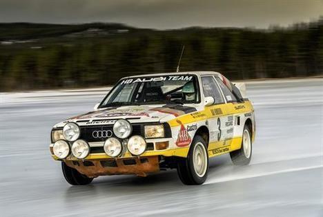 40 años de Audi Quattro