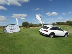 Inicio de la XXV edición de la Audi quattro Cup de golf