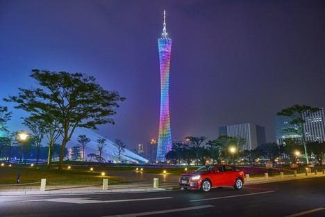 Audi refuerza su estrategia de negocio en China