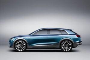Audi abre los registros en España de su primer modelo 100% eléctrico