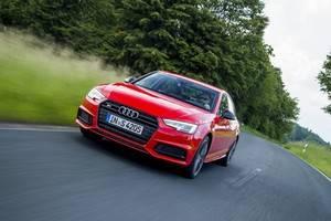 Audi S4 TFSI 3.0 V6 quattro triptonic
