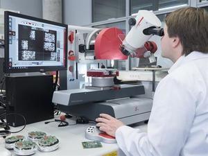 El laboratorio de semiconductores de Audi