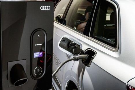 Proyecto piloto Audi Smart Energy Network