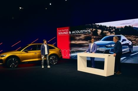 Jornadas técnicas Audi, sonido y acústica