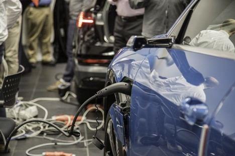 Audi promueve el estándar EEBUS