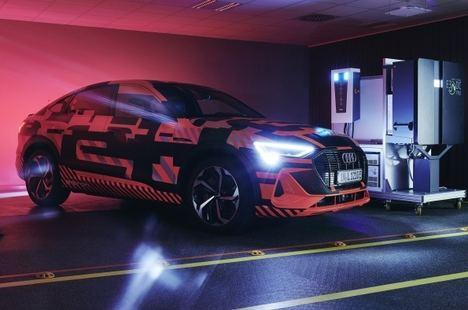 Audi desarrolla la tecnología de carga bidireccional