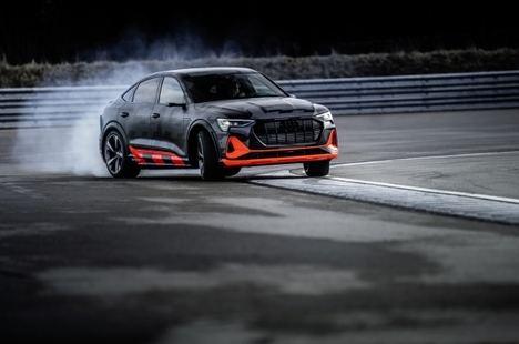 La movilidad eléctrica con la tracción quattro de Audi