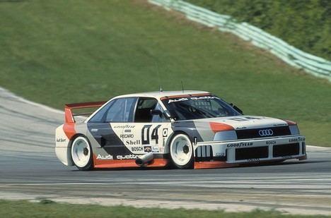 Audi Tradition, protagonista en el Festival de la Velocidad de Goodwood