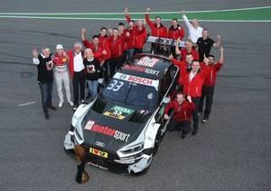Otra triple victoria para Audi en el DTM 2017