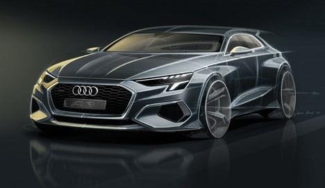Visita guiada online al laboratorio de diseño de Audi